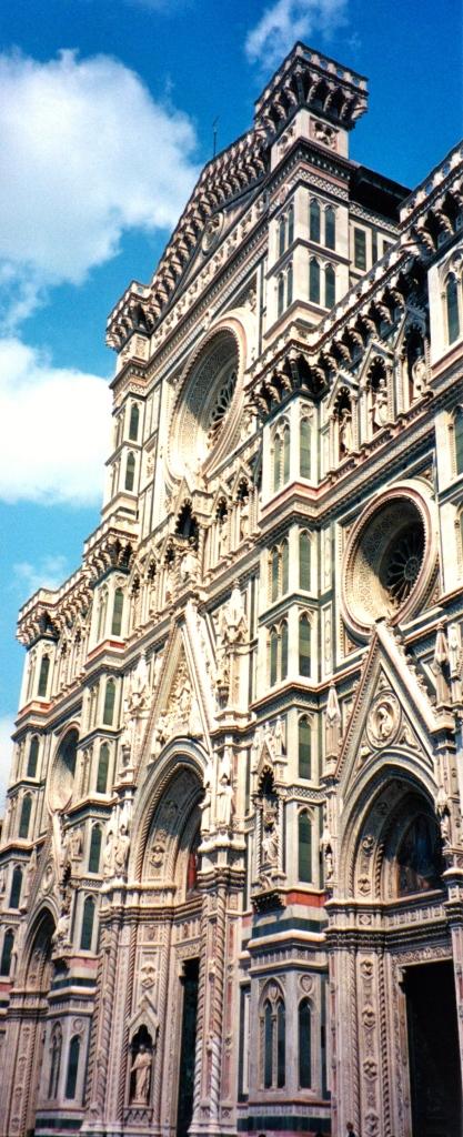 Santa Maria de Fiorio, Florence