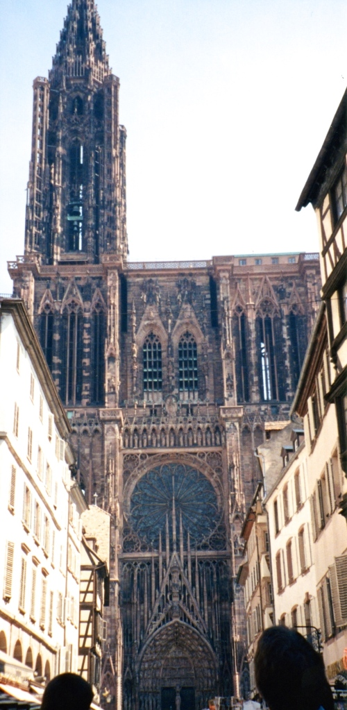 Cathedral, Strasbourg France