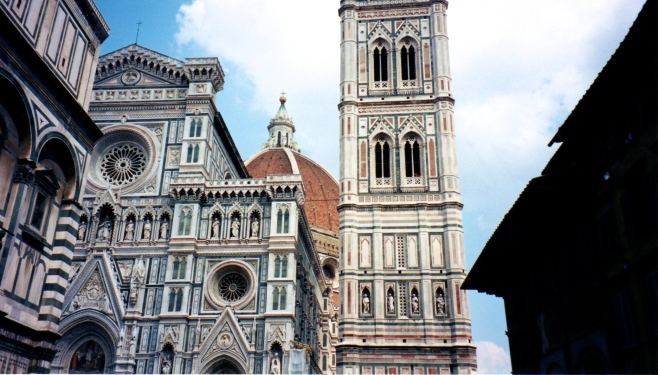 Duomo & Marble Tower