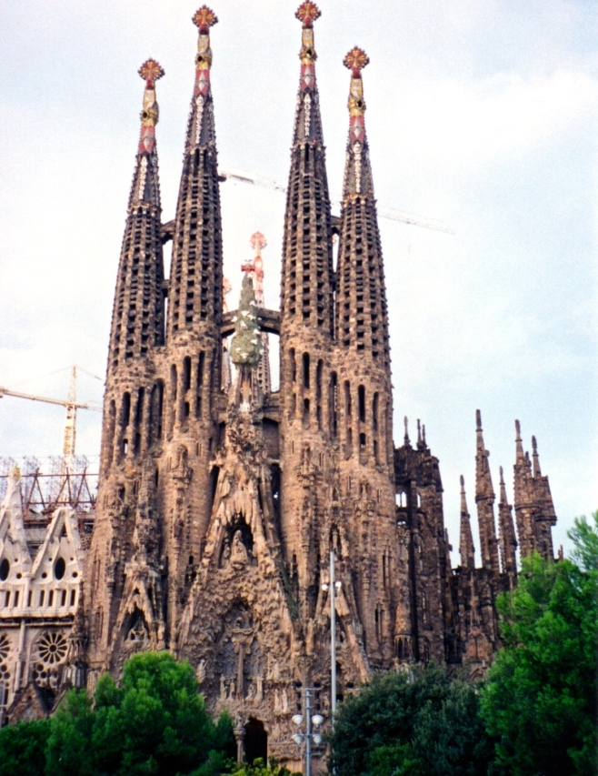 Holy Familia, Barcelona