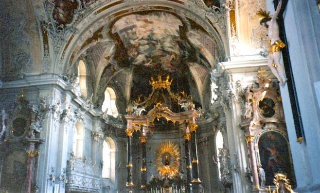 Wilten Basilica, Innsbruck